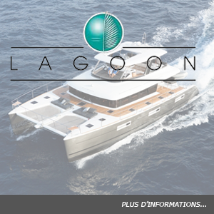 Flotte Lagoon Power Catamaran