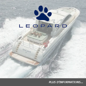 Flotte Leopard Power catamaran